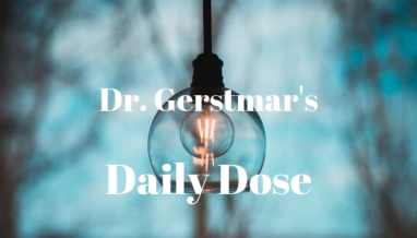 DrGs Daily Dose 382x218 - This week's podcasts - Jan 6-10