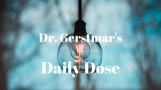DrGs Daily Dose - This weeks podcasts - Dec 2-6, 2019